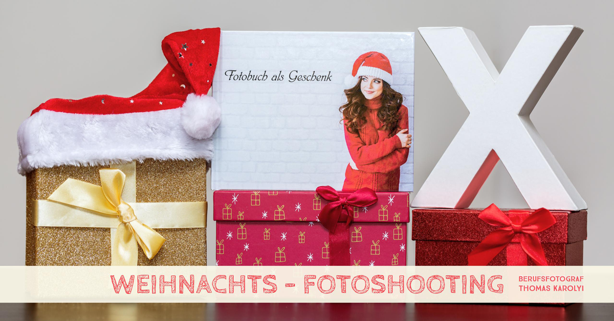 Weihnachtsachts-Fotoshooting 2017 in Wien